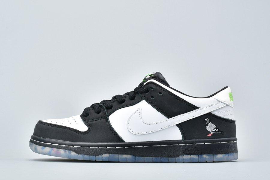 Jeff Staple x Nike Dunk Low Pro SB Panda Pigeon BV1310-013 On Sale