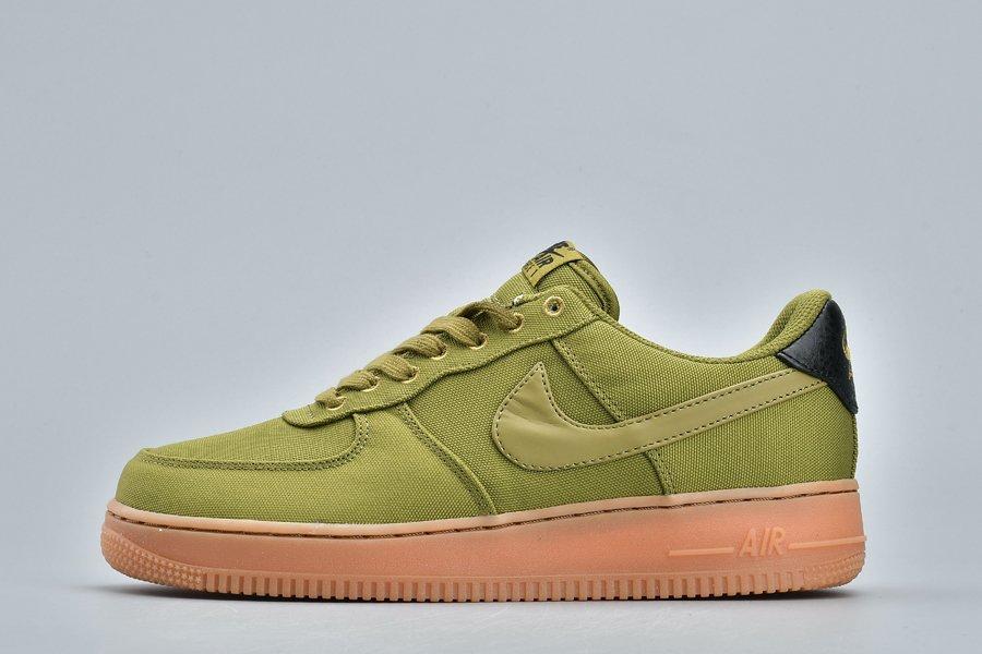 Nike Air Force 1 Low Camper Green Gum Med Brown To Buy