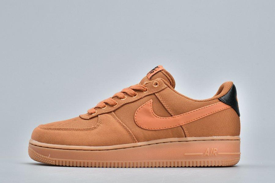 Nike Air Force 1 Low Monarch Gum Med Brown-Black To Buy