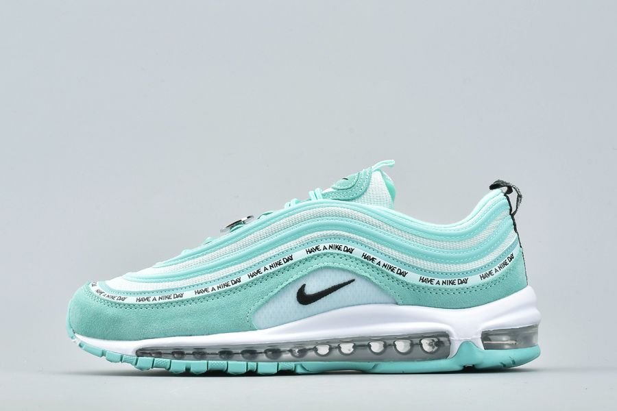 Nike Air Max 97 Have A Nike Day Tropical Twist Teal Green For Sale