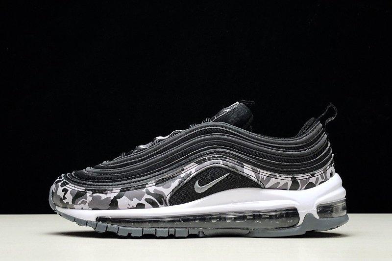 Nike Wmns Air Max 97 Future Forward Camo Black Cool Grey For Sale