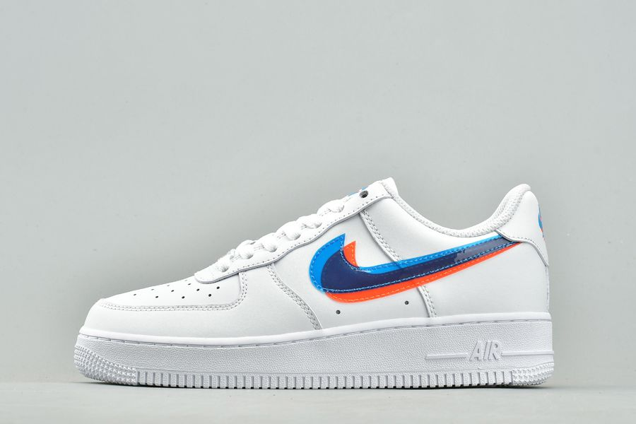 Nike Air Force 1 Low Double Swoosh White