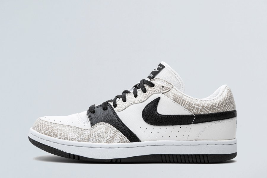 Nike Court Force Low Cocoa Snake 314191-101 For Sale