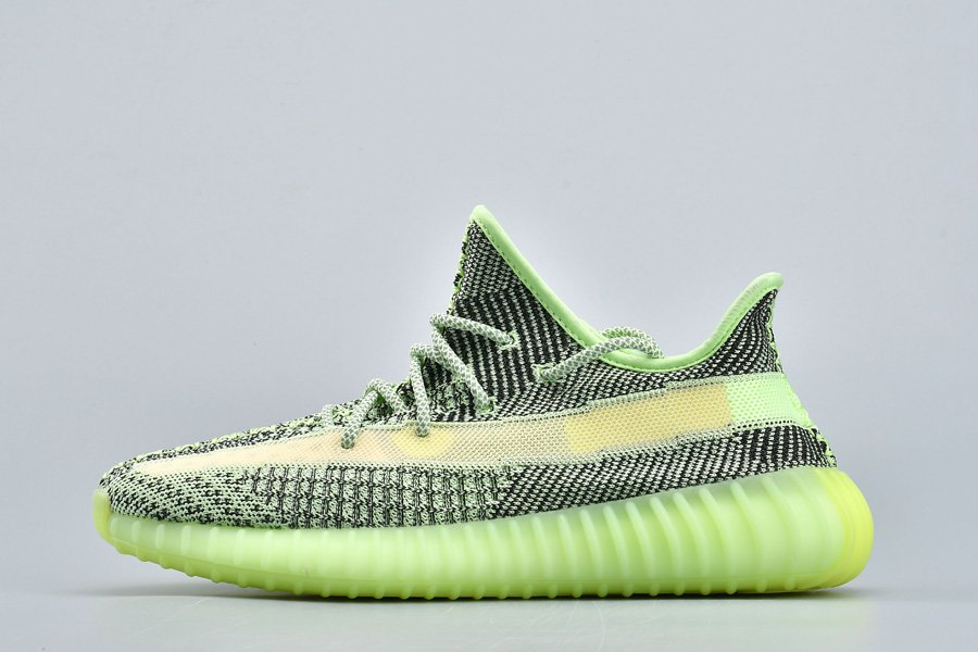 2019 adidas Yeezy Boost 350 V2 Yeezreel Reflective and Glow in the Dark For Sale