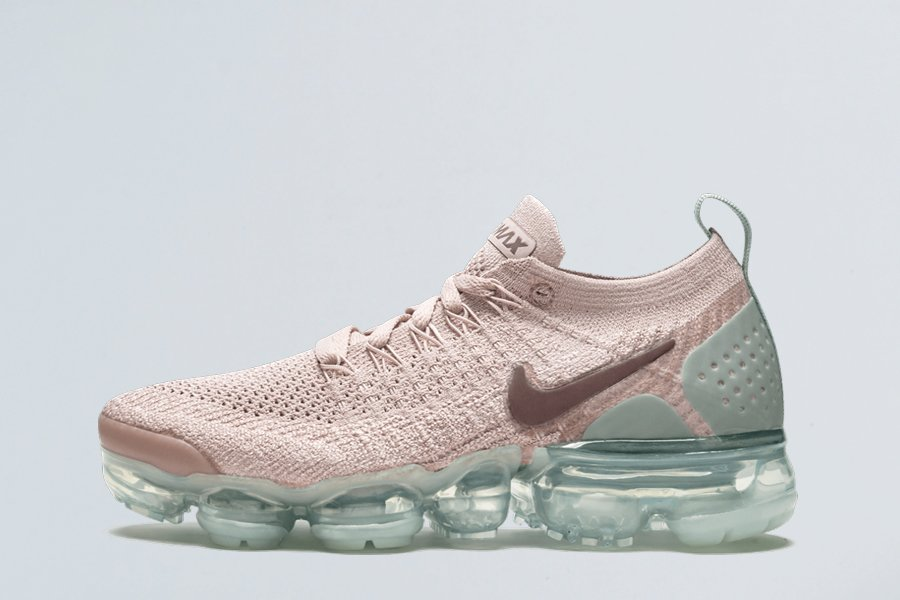 Buy Womens Nike Air VaporMax Flyknit 2 Particle Beige Igloo