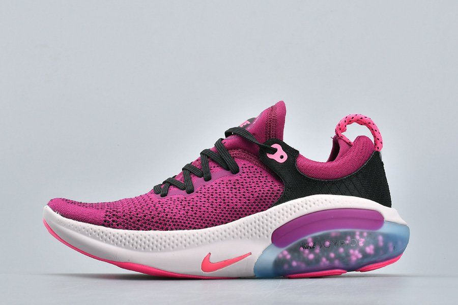 Buy Now Nike Joyride Run Flyknit Raspberry Red Black Pink Blast