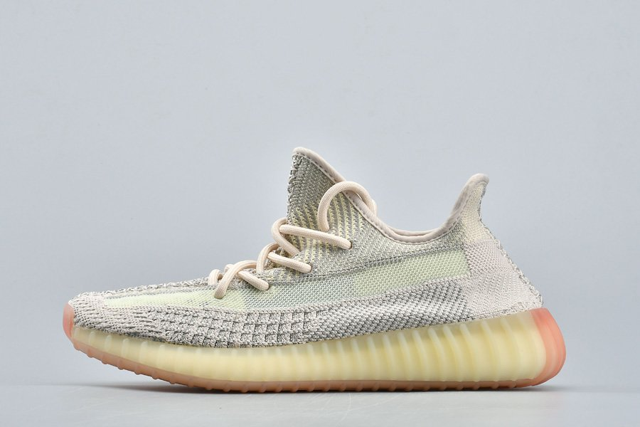 Cheap adidas Yeezy Boost 350 V2 Citrin Reflective FW5318 For Sale