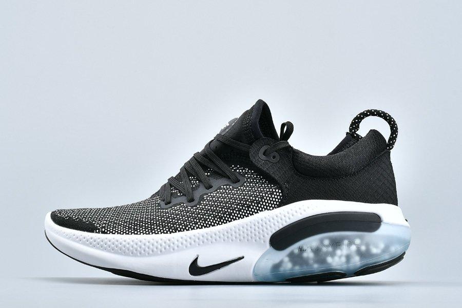 Nike Joyride Run Flyknit Oreo Black White AQ2730-001