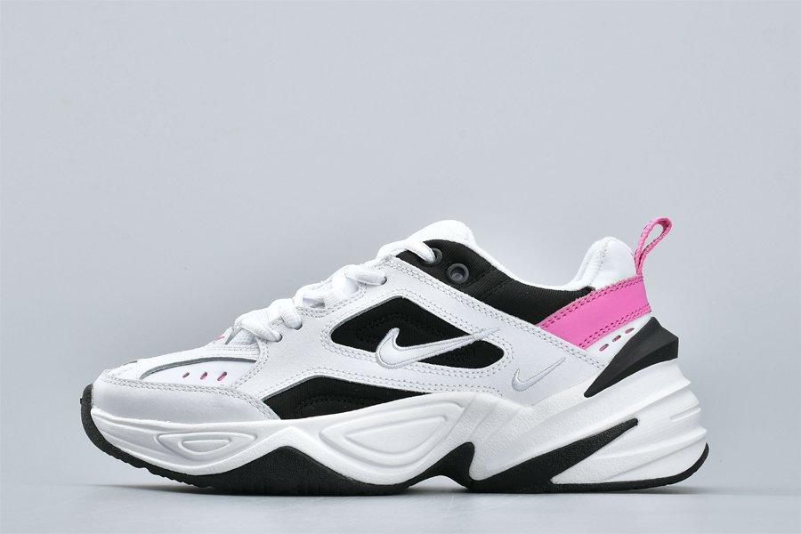 Nike Womens M2K Tekno White China Rose-Black For Sale
