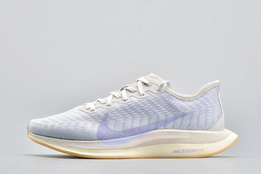 Nike Zoom Pegasus Turbo 2 Platinum Tint Ghost Purple Agate Lavender Mist For Sale
