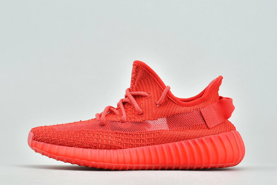adidas Yeezy Boost 350 V2 Static Red For Sale