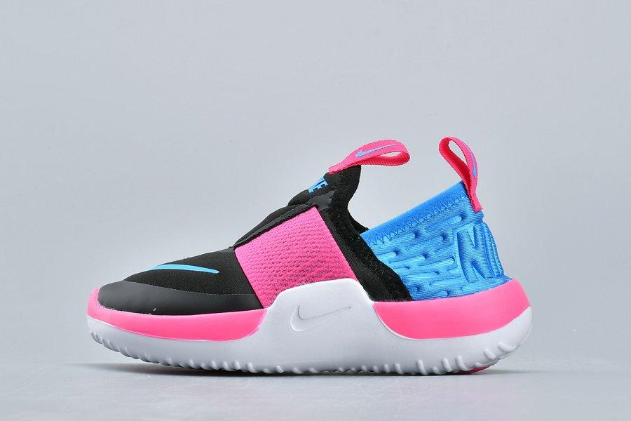 Baby Nike Nitroflo Kids Toddler Black White Pink Blue Sale