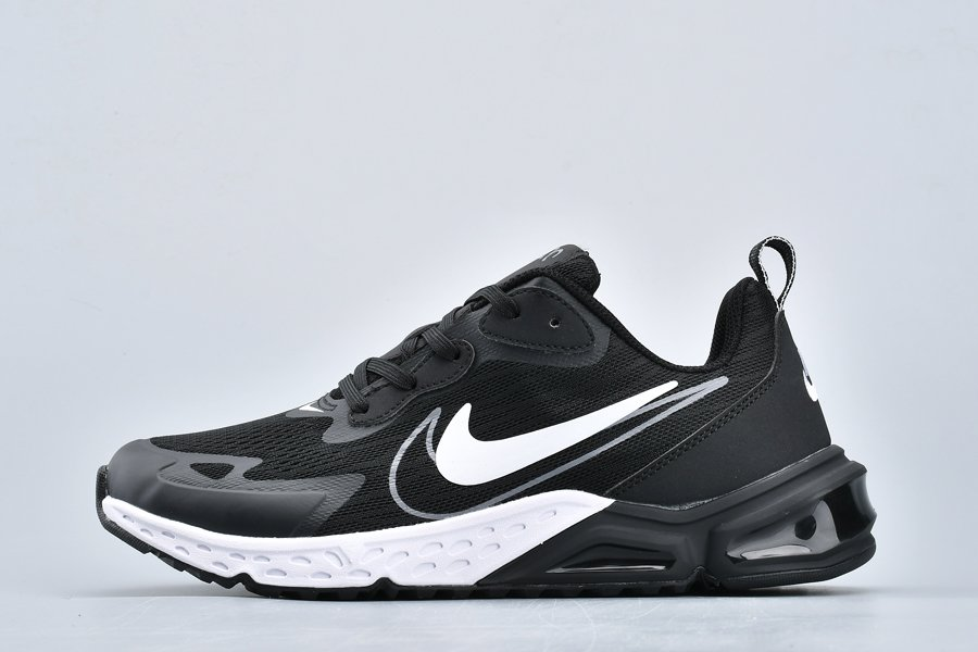 Buy Nike Air Max 200 Double Swoosh Black White In Mens Size