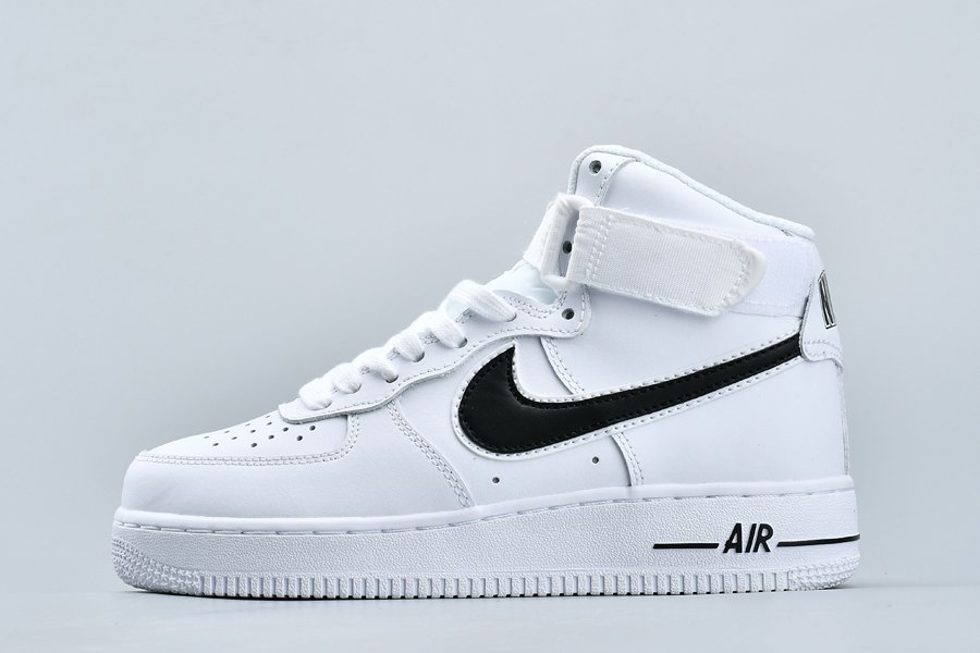 Chaussures Nike Air Force 1 High 07 White CK4369-100 Pas Cher