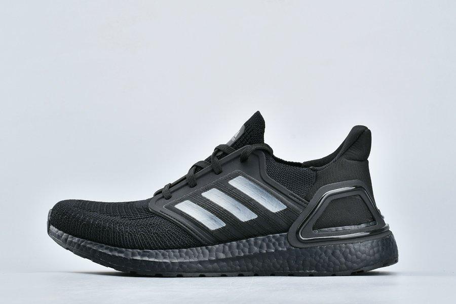 Cheap adidas UltraBOOST 20 Consortium All Black Online Sale