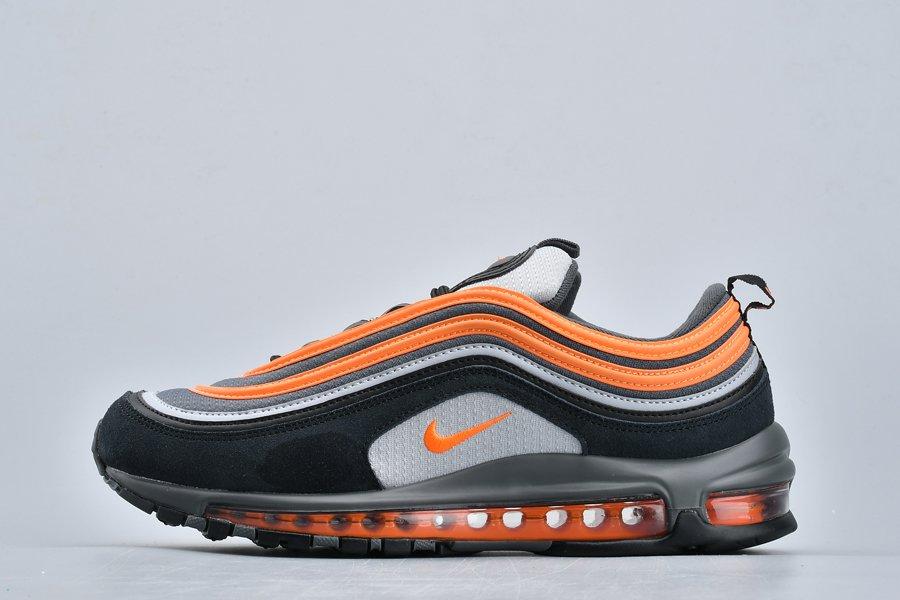 Comprar Nike Air Max 97 Wolf Grey Total Orange-Black Online