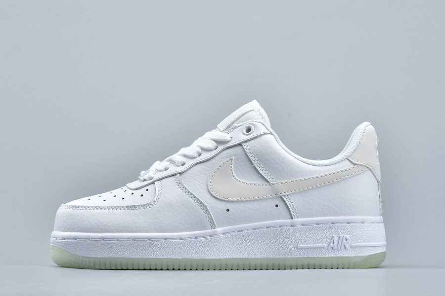 Nike Air Force 1 07 Essential White Sole Glow in the Dark To Buy