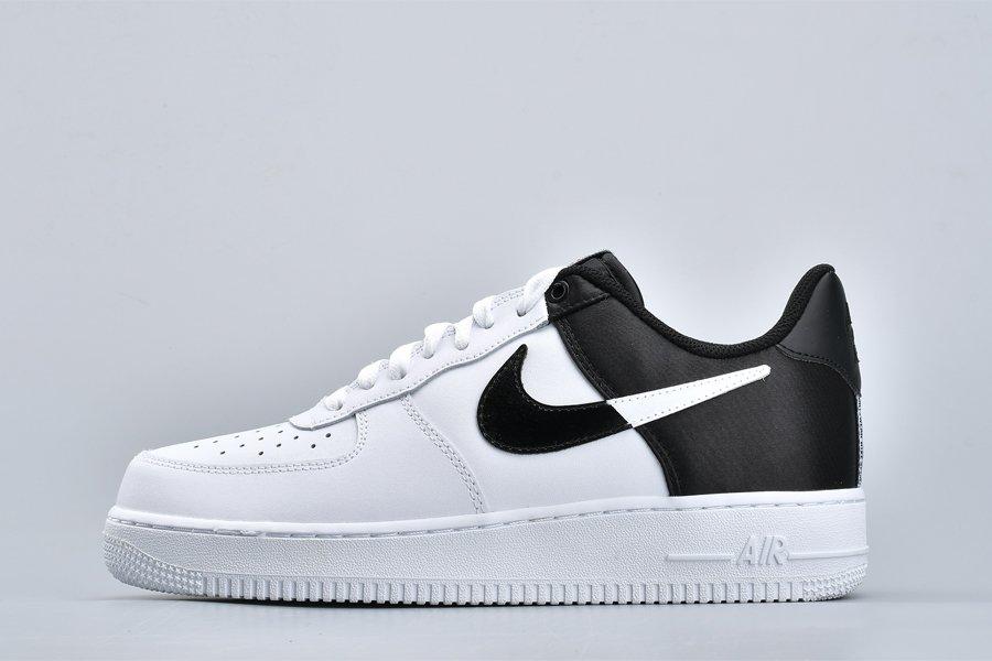 Nike Air Force 1 07 NBA White Black BQ4420-100 New Sale