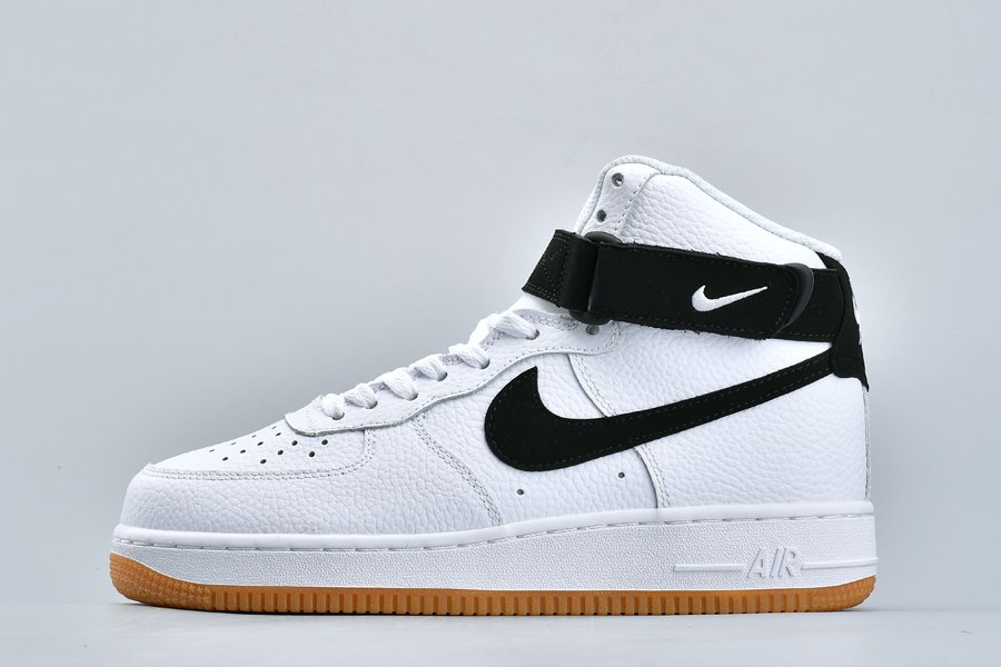 Nike Air Force 1 High White Gum Soles AT7653-100 For Sale