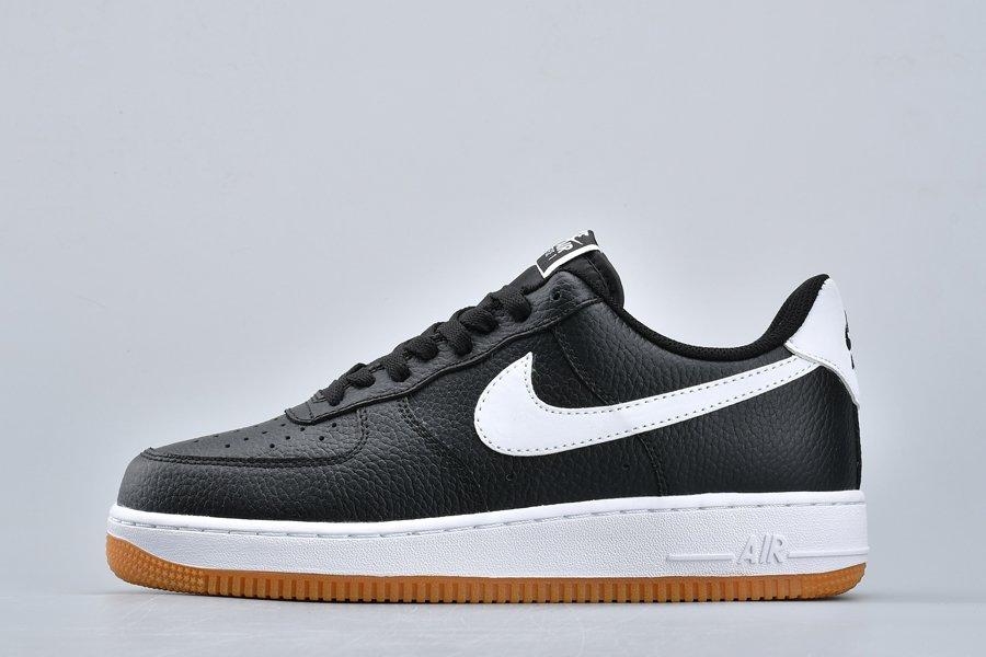 Nike Air force 1 07 2 Black White Gum CI0057-002 For Sale