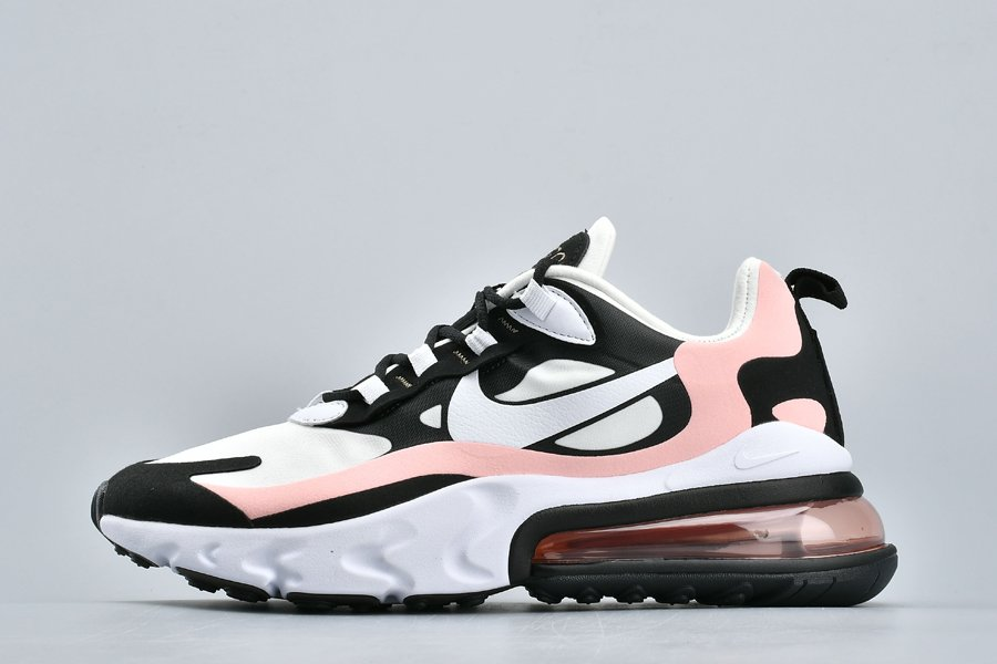 Nike WMNS Air Max 270 React Bleached Coral AT6174-005 For Sale