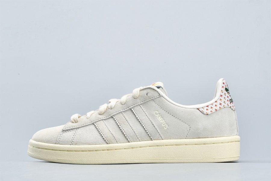 adidas Campus Pride Cream White B42000 For Sale