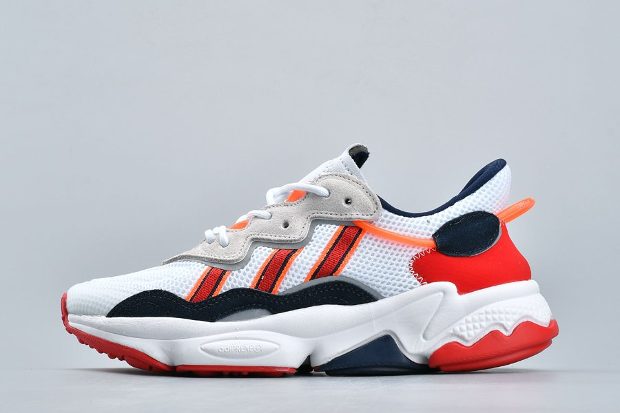 adidas Originals Ozweego White Navy Red To Buy