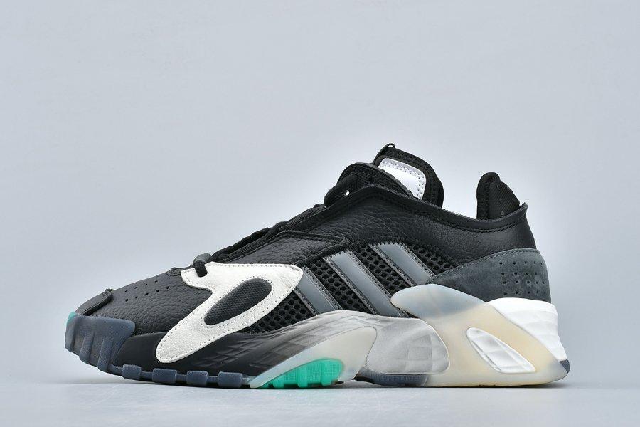 adidas Streetball Black White Hi Res Aqua EE4968 On Sale