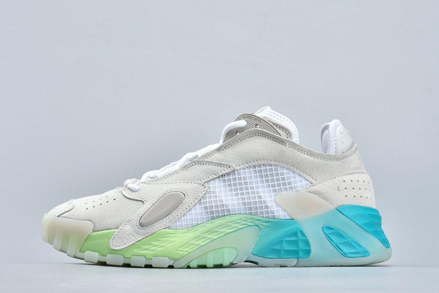 adidas Streetball Glow Green Footwear White EF1908 For Sale