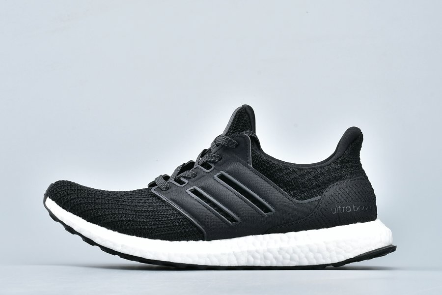 Buy adidas Ultra Boost U Black White EH1422 Mens Running Shoes