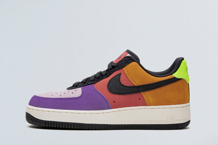 Nike Air Force 1 07 Pop The Street CU1929-605 For Sale