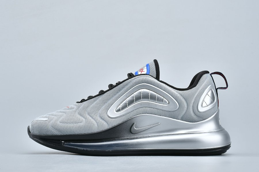 Nike Air Max 720 Space Flight Matte Silver Grey AO2924-019 For Sale