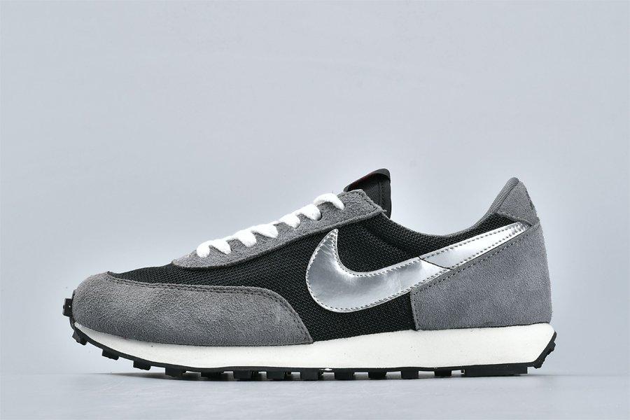 Nike Daybreak SP Black Metallic Silver BV7725-002 On Sale