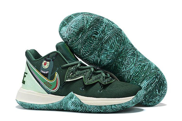 Nike Kyrie 5 PE Chom Buckets Dark Green To Buy