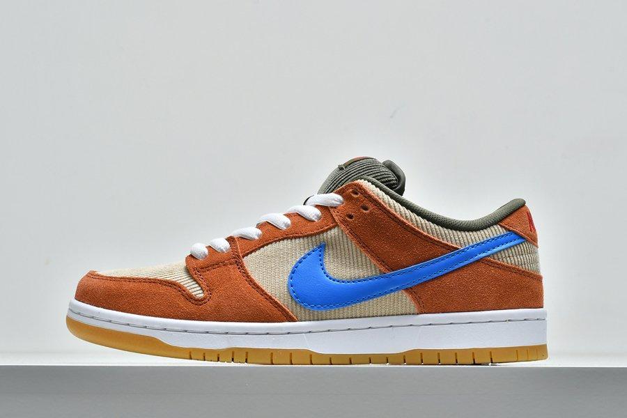 Nike SB Dunk Low Pro Shoes Dusty Peach