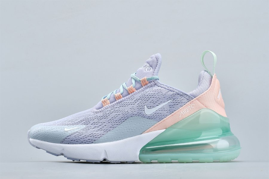 Womens Nike Air Max 270 Oxygen Purple Tint CI1963-514 For Sale