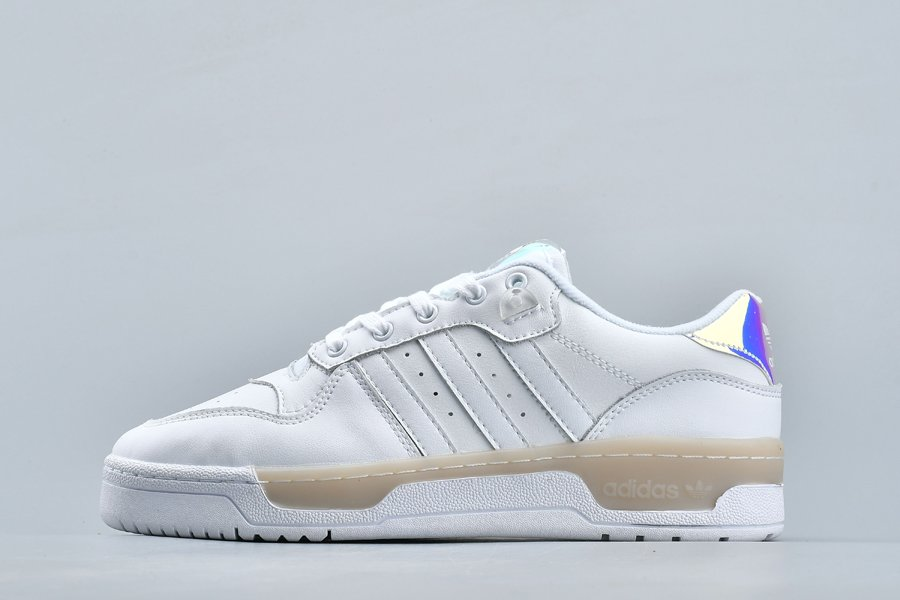 adidas Originals Rivalry Low White Iridescent EE5935 For Sale