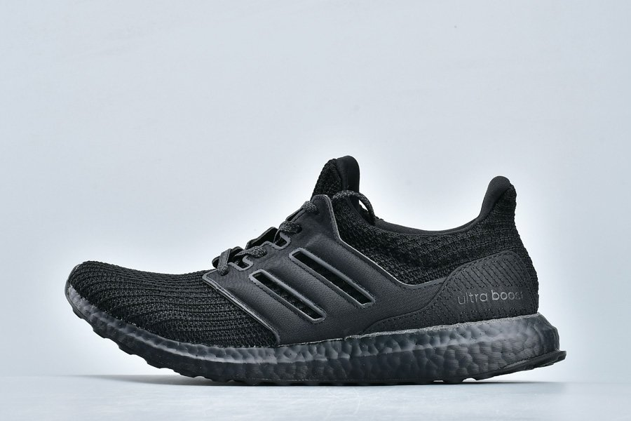 adidas UltraBoost U Black EH1420 Mens Training Casual Shoes For Sale