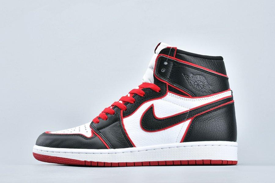 2019 Air Jordan 1 High OG Bloodline 555088-062 On Sale
