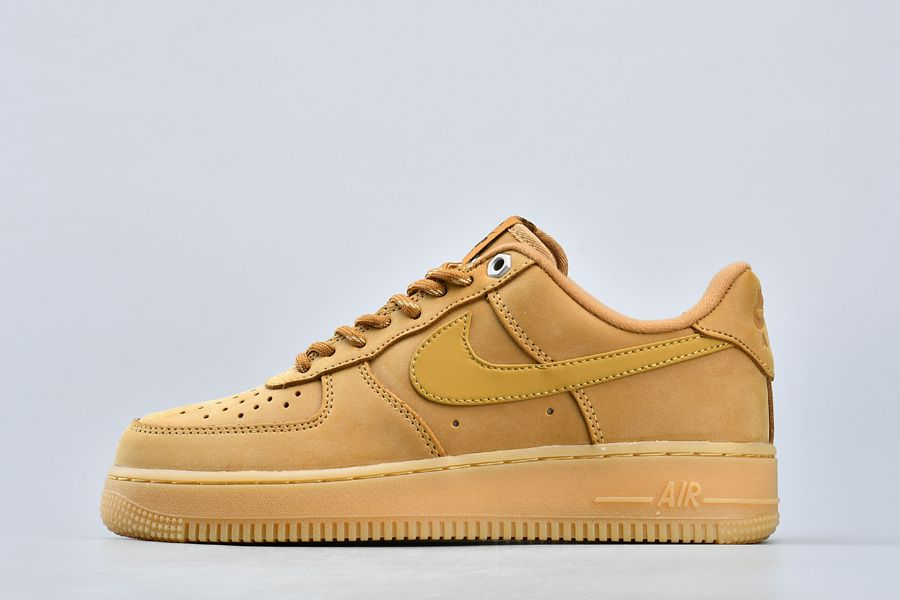 2019 Nike AF1 Low Flax Wheat CJ9179-200 For Men and Women