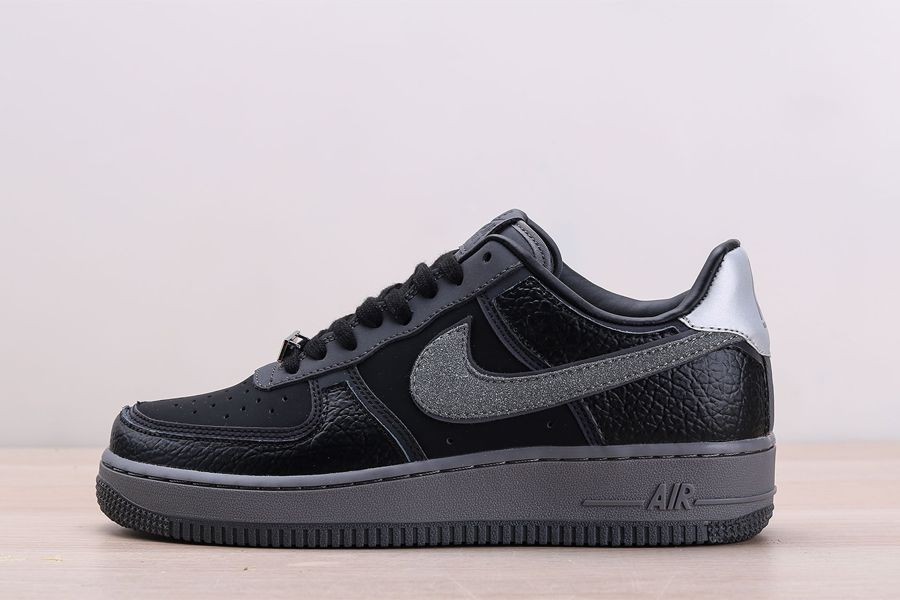 A Ma Maniere x Nike Air Force 1 Low Hand Wash Cold Black Dark Grey For Sale