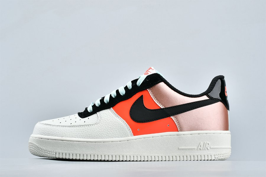 Buy Nike Air Force 1 Low Metallic Red Bronze With Multiple Materials