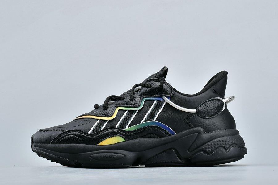 Buy adidas Ozweego Sneaker Core Black Grey Six-Silver Metallic