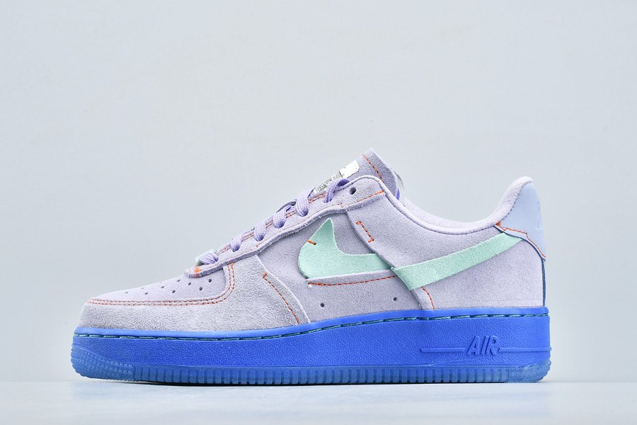 Ladies Nike Air Force 1 Low LX Purple Agate CT7358-500 For Sale