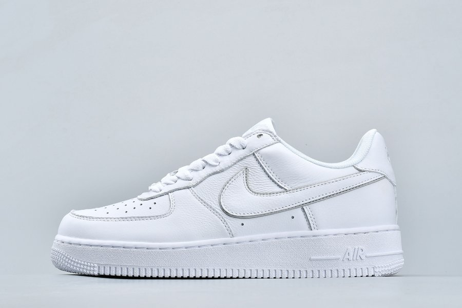 Nike Air Force 1 Connected NYC AF1 AO2457-100 White For Sale