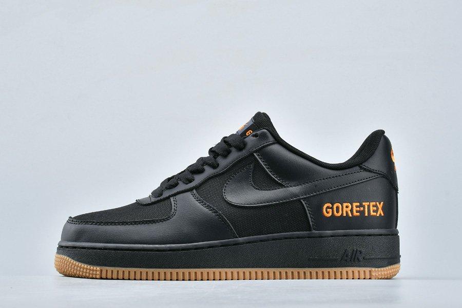 Nike Air Force 1 GTX Gore-Tex Black CK2630-001 For Sale