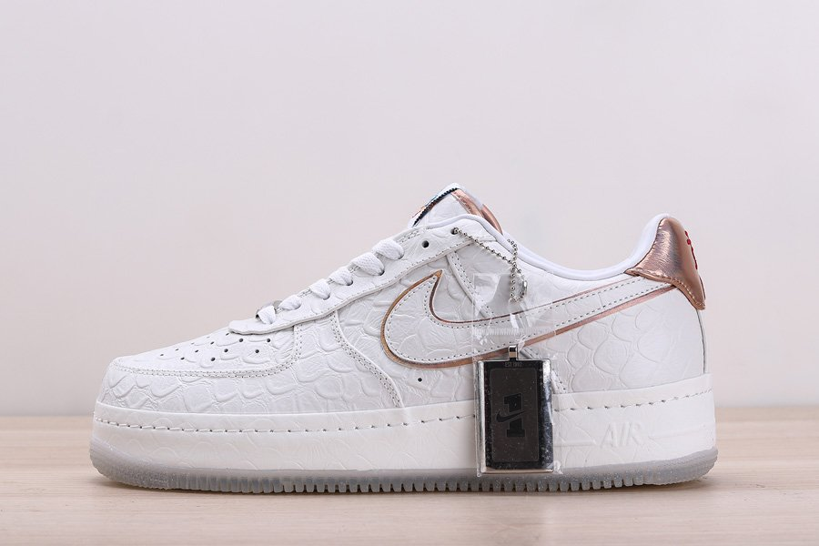 Nike Air Force 1 SP LW IO Year of the Dragon NRG White On Sale