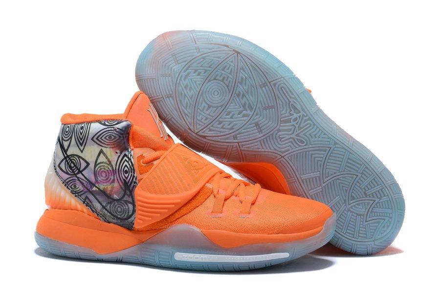 Nike Kyrie 6 Pre-Heat Manila Orange CQ7634-801 On Sale