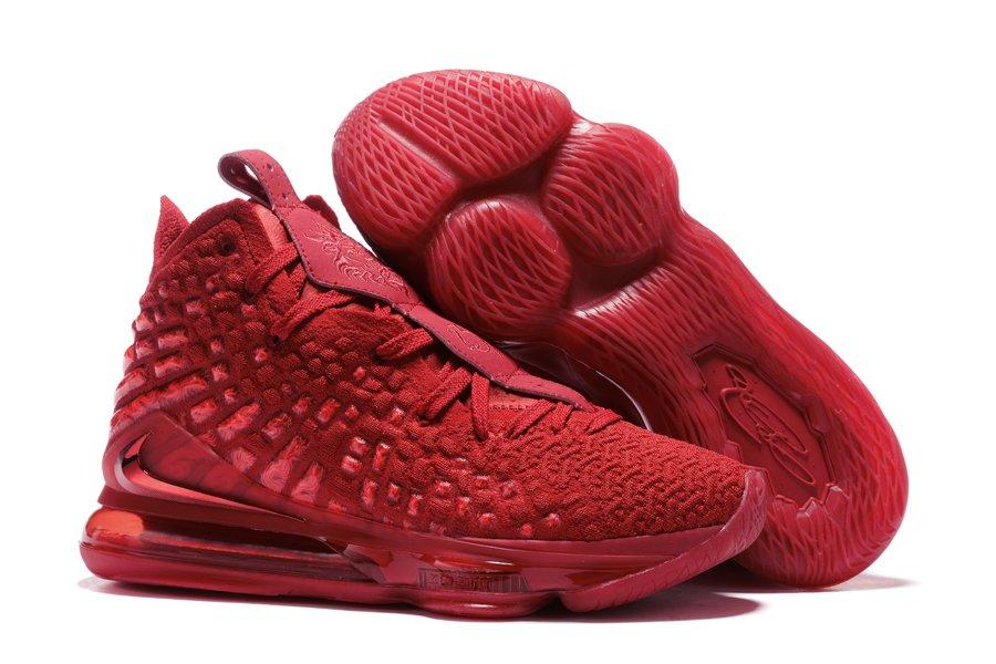 Nike LeBron 17 Red Carpet University Red BQ3177-600 To Buy