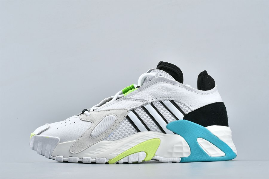 adidas Originals Streetball White Black Volt EG2994 Outlet